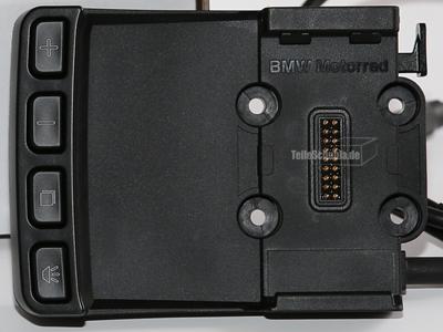 bmw motorrad navigator v 5 iv 4 halter aufnahme mount cradle 77528544464 neu ebay. Black Bedroom Furniture Sets. Home Design Ideas